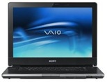 Sony VAIO AR Series Multimedia Laptop