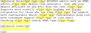 Ecto HTML view